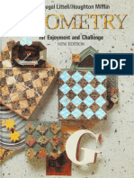 Geometry for Enjoyment and Challenge0