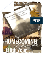 St. Philip Episcopal Church 120th Homecoming Program (2007)