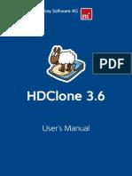 HDClone 3.6