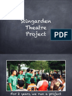 ETHOS - Stingarden Theatre Project PDF