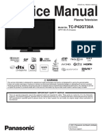 Panasonic Tc-p42gt30a [Sm]