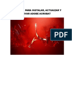Tutorial Para Instalar Adobe Acrobat