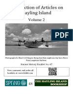 A Collection of Articles on Hayling Island Vol 2
