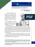 Marcos José Nogueira de Souza e a Geografia