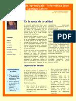 Articulo - En la senda de la calidad - Estudio Estilos de Aprendiaje
