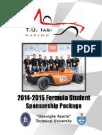 TUIasi Racing 2014 2015