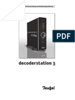 Teufel Decoder Station 3