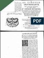 Cíngulo Triunfante Del Angélico