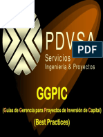 GGPIC Serv de Ing & Proy - Best Practices