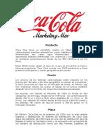 Coca Pepsi Marketing Mix