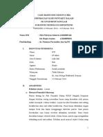 Laporan Kasus CKD stage 3