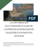 La Contaminación Electromagnética