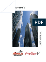 ProTeus v User Manual