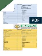 Excel Pro Yec To