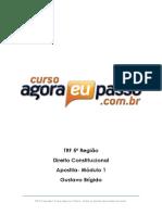 AEP_TRF 5a_ Tecnico Judiciario Area Administrativa_Direito Constitucional_ Modulo 1_Gustavo Brigido