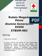 Asma Tratamiento Prehospitalario