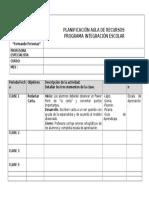Formato Planificación Aula de Recursos (1)