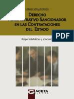 Derecho Administrativo Sancionador en Las CE, 2014, GJ 795p.