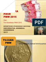 Kerangka Pikir PMW 2015