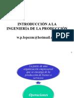 Lec 01 Ing Prod Introcuccion