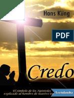 Credo - Hans Kung