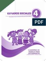 Cuaderno de Trabajo Sociales 4to