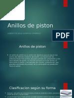 Anillos de Piston