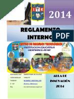Reglamento Interno Aip 2014