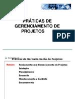 Práticas de Gerenciamento de Projetos - revisado