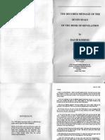 The Manuscript on the Seven Seals by David Koresh