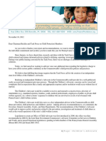 PA Child Advocates urge 2012 Task Force of Child Protection to recommend Child Ombudsman