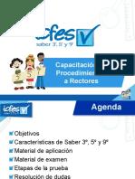 Saber 359_Capacitación Procedimientos Rectores Censal_2014 (DEFINITIVA).ppt