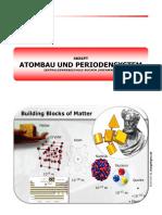 Skript Atombau und Periodensystem - Teil 2