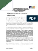 Informe N 1