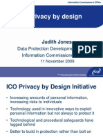 Privacy by Design UK ICO