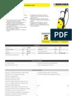 Idropulitrice a freddo Karcher HD 6-13 C
