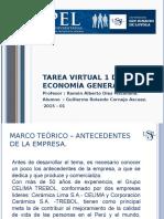 Tarea Virtual 1 - Economia