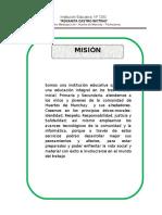 Carpeta Pedagogica Sec-2014