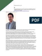 Elizondo Calros, Gasto Del Poder Legislativo ,15 Ene 2015