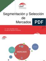 Seleccion y Segmentacion de Mercado