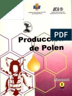 Producción polen
