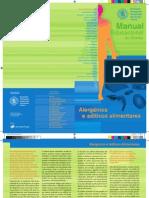 Manual Educacional do Doente - Alergénios e Aditivos Alimentares