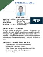 Datos Personales Loca