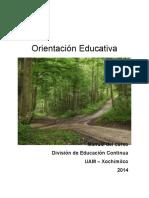 Manual Curso Orientación Educativa