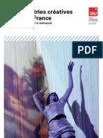 Les Industries Creatives en Ile de France 2010