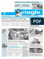 Edición Impresa Elsiglo 07-03-2016