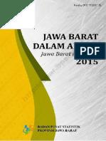 Jawa Barat Dalam Angka 2015