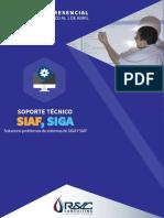 Soporte TeSoporte Técnico del SIAF y SIGAcnico Siaf Siga