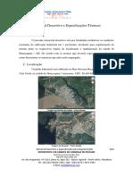 Memorial Descritivo e Especificações Técnicas - PDF