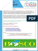 IBPS PO V Interview Capsule 2015 by AffairsCloud.pdf